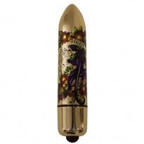 Rocks Off RO120 Tattoo Mini Vibrator Pleasure Me Panther