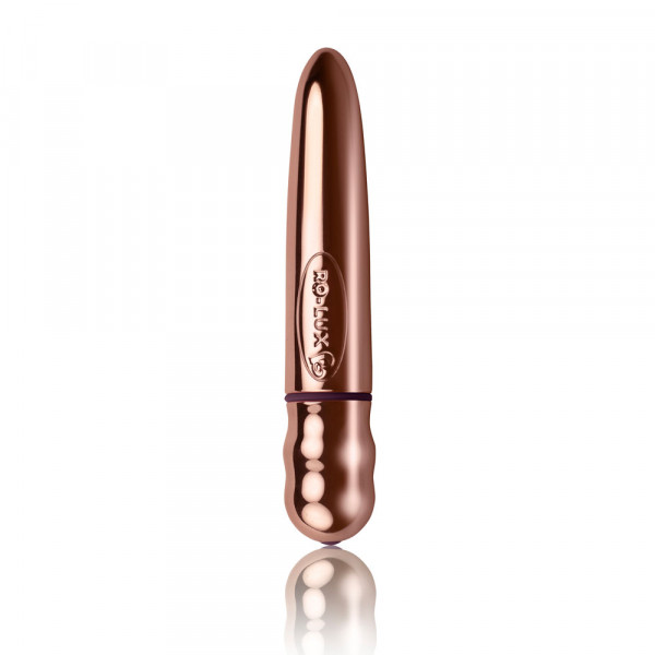 Rocks Off ROLux Vibrator Rose Gold