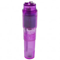RockIn Waterproof Vibrator Purple