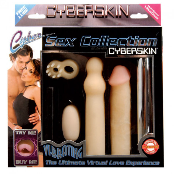 Cyberskin Sex Collection - For The Closet