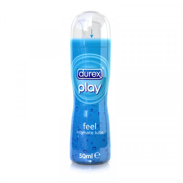 Durex Feel Lube 50ml - For The Closet