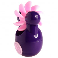 Sqweel GO Purple Oral Sex Massager