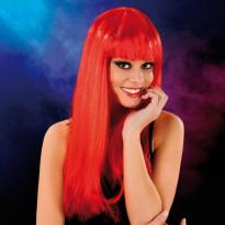 Cabaret Wig Red Long