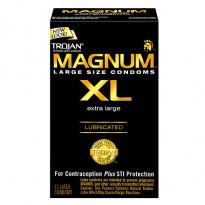 Trojan Magnum XL x 12