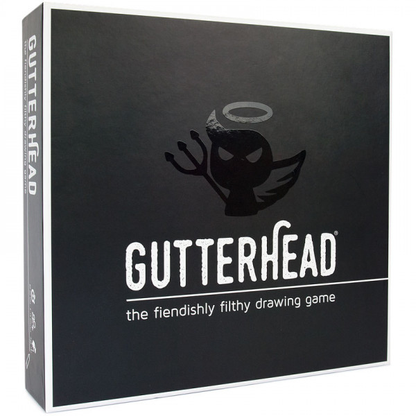 Gutterhead The Filthy Drawing Game