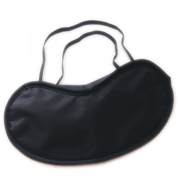 Blind Love Black Eye Mask - For The Closet