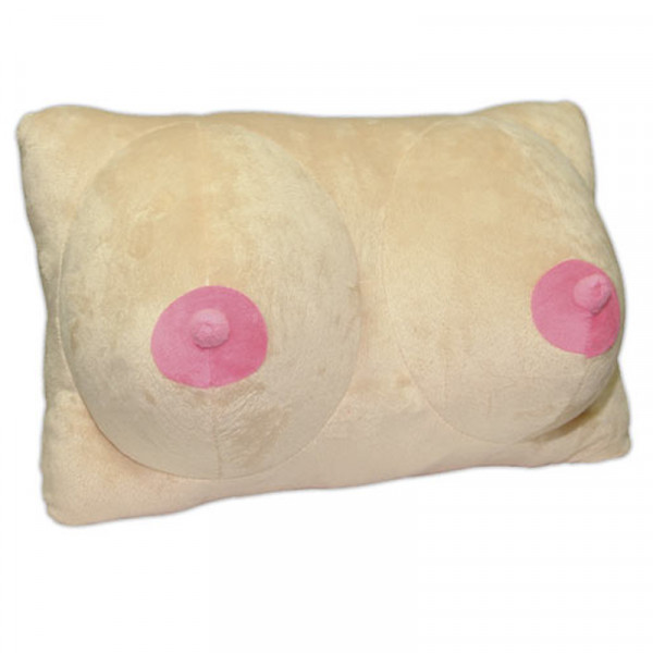 Breasts Plush Pillow - For The Closet
