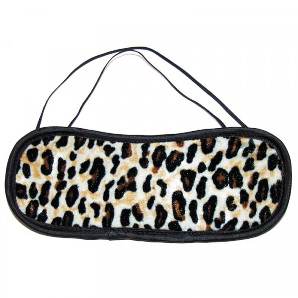 Leo Leopard Print Mask - For The Closet