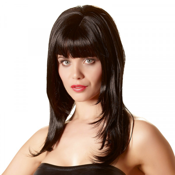 Long Black Wig - For The Closet