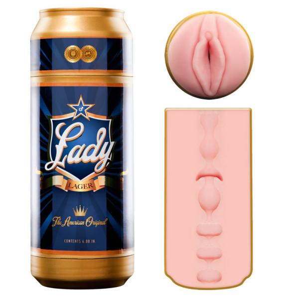 Fleshlight Sex In A Can Lady Lager