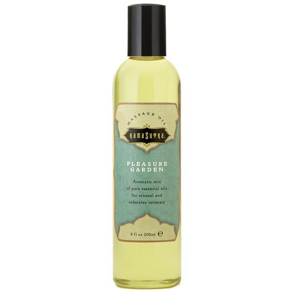Kama Sutra Massage Oil Pleasure Garden 200ml - For The Closet