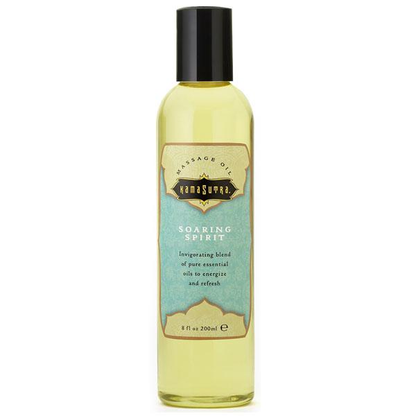 Kama Sutra Massage Oil Soaring Spirit 200ml - For The Closet