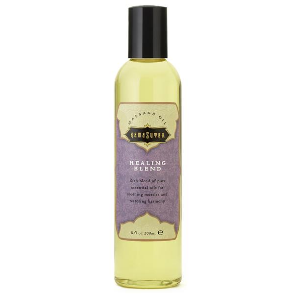 Kama Sutra Massage Oil Healing Blend 200ml - For The Closet
