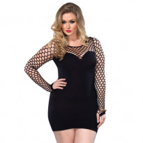 Leg Avenue Seamless Minidress UK 16-18