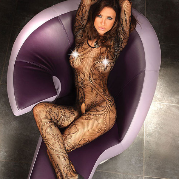 Corsetti Abra Body Stocking UK Size XL to XXL - For The Closet