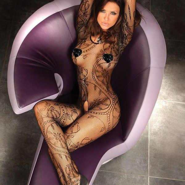 Corsetti Abra Body Stocking UK Size 8-12