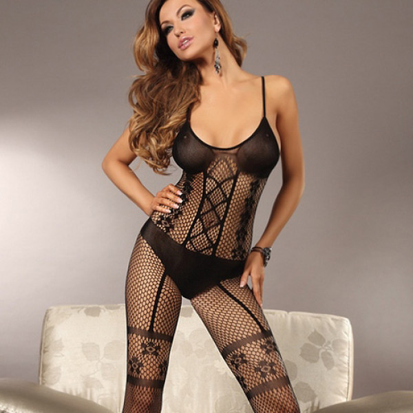 Corsetti Aryiana Body Stocking UK Size 8-12