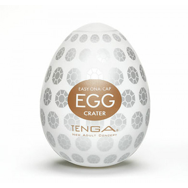 Tenga Crater Egg - For The Closet