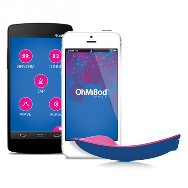 Ohmibod Bluemotion App controlled Massager - For The Closet