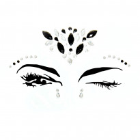 Avalon Face Jewels Sticker EYE002
