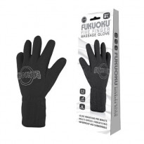 Fukuoku Five Finger Massage Glove  Left Hand