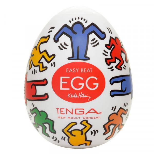 Tenga Keith Haring Dance Egg