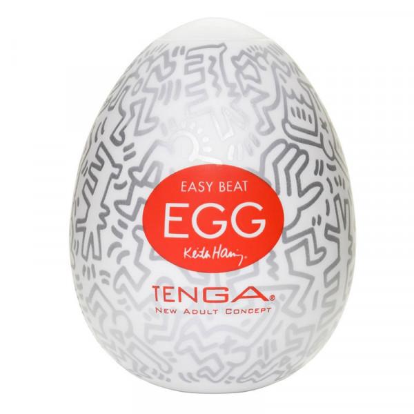 Tenga Keith Haring Party Egg