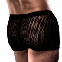 Passion Fishnet Boxer Shorts