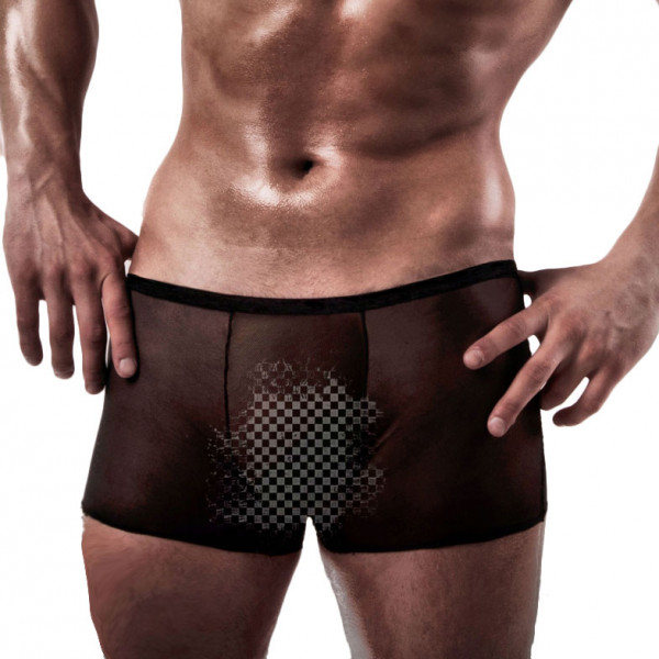Passion Mesh Shorts - For The Closet