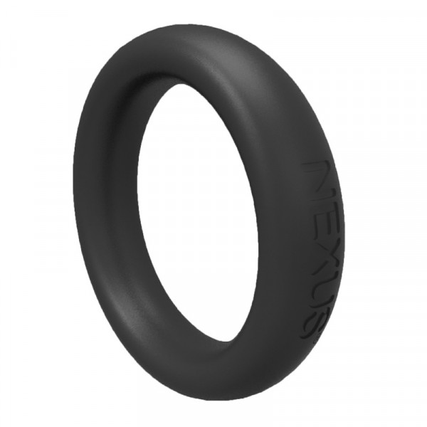 Nexus Enduro Stretchy Silicone Cock Ring - For The Closet