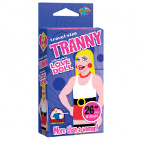 Travel Size Tranny Love Doll