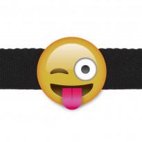 Emogag Wink Emoji Ball Gag