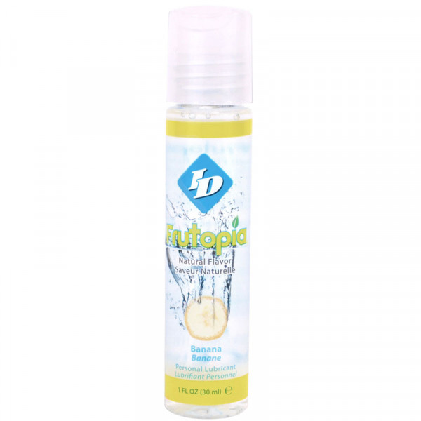 ID Frutopia Personal Lubricant Banana 1 oz - For The Closet