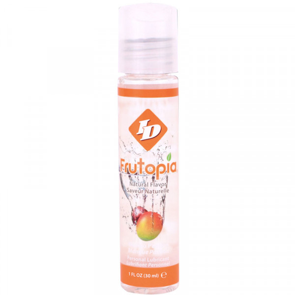ID Frutopia Personal Lubricant Mango 1 oz - For The Closet