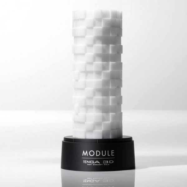 Tenga 3D Module Masturbator - For The Closet