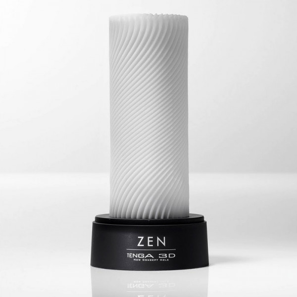 Tenga 3D Zen Masturbator - For The Closet
