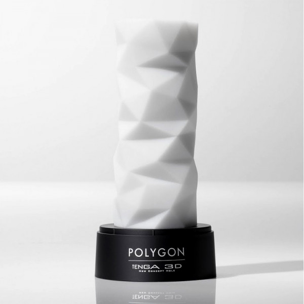 Tenga 3D Polygon Masturbator - For The Closet