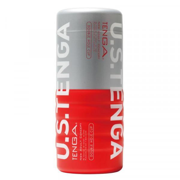 Tenga Double Hole Cup Ultra Size - For The Closet