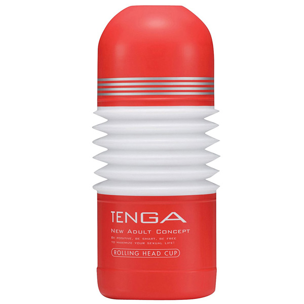 Tenga  Rolling Head Cup - For The Closet