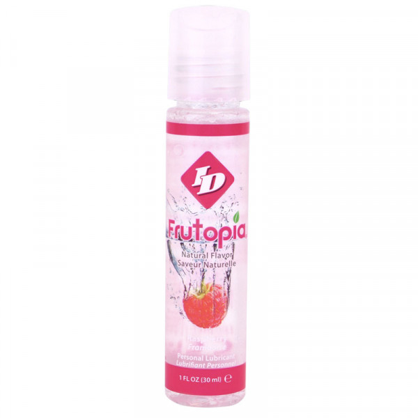 ID Frutopia Personal Lubricant Raspberry 1 oz - For The Closet