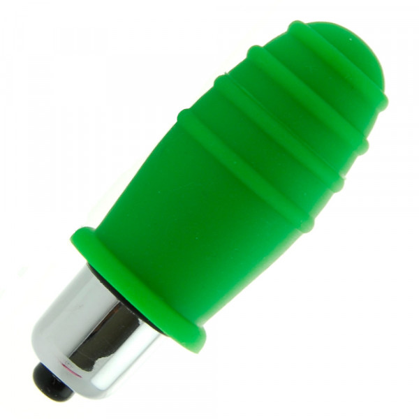Climax Silicone Vibrating Bullet - For The Closet