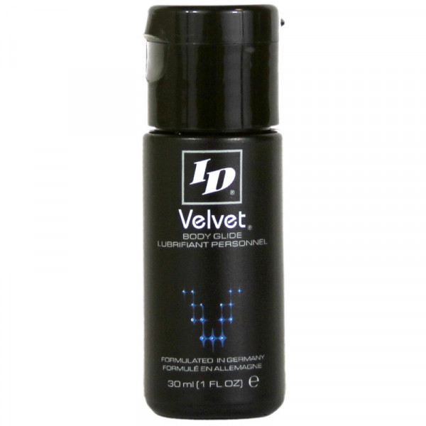 ID Velvet 1oz Lubricant - For The Closet
