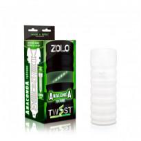 Zolo Anaconda Twist Masturbator Cup