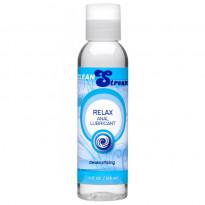 Clean Stream Relax Desensitizing Anal Lube 4 oz