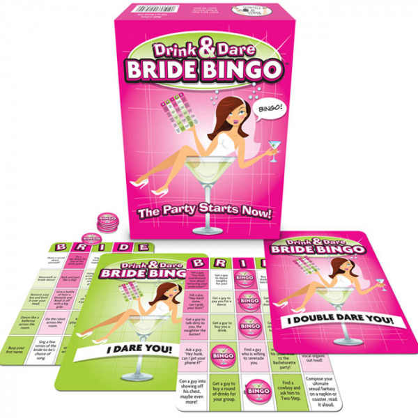 Bride Bingo - For The Closet