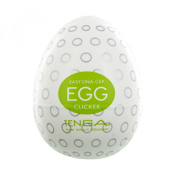 Tenga Clicker Egg - For The Closet