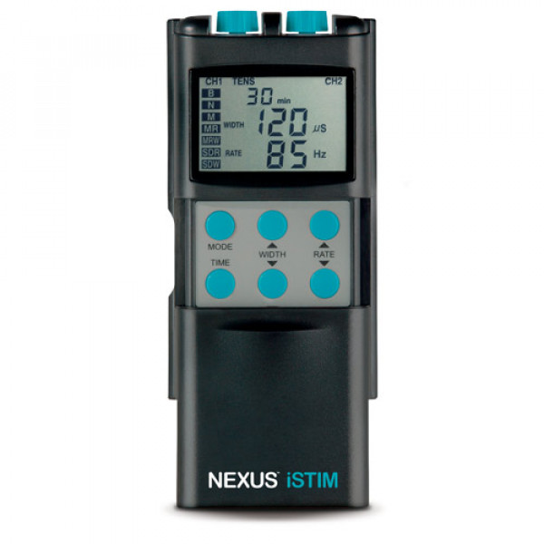 Nexus iSTIM ElectroStim Device - For The Closet