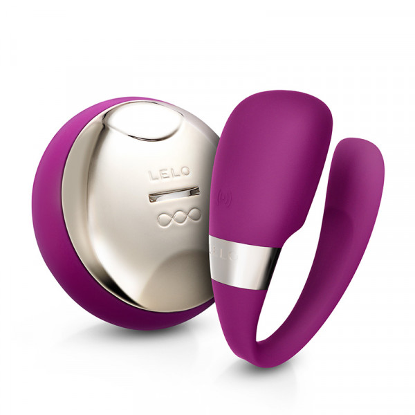 Lelo Tiani 3 Deep Rose Luxury Rechargeable Massager