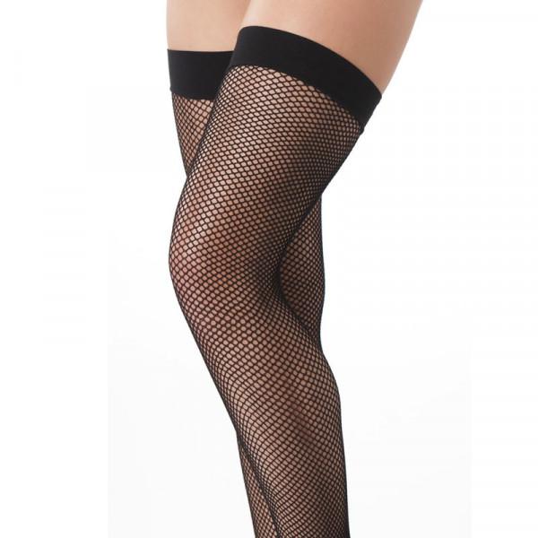 Sexy Black Fishnet Stockings