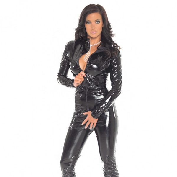 Catsuit with Zipper - For The Closet